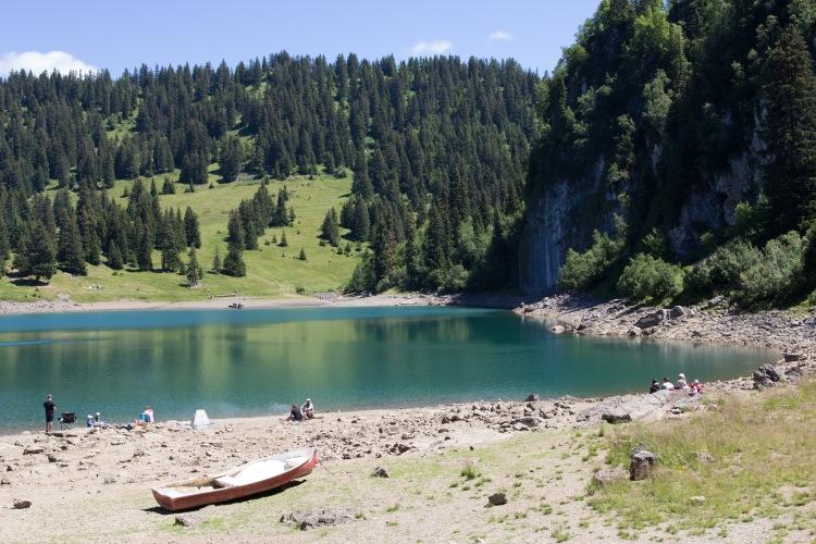 Bretaye Lake