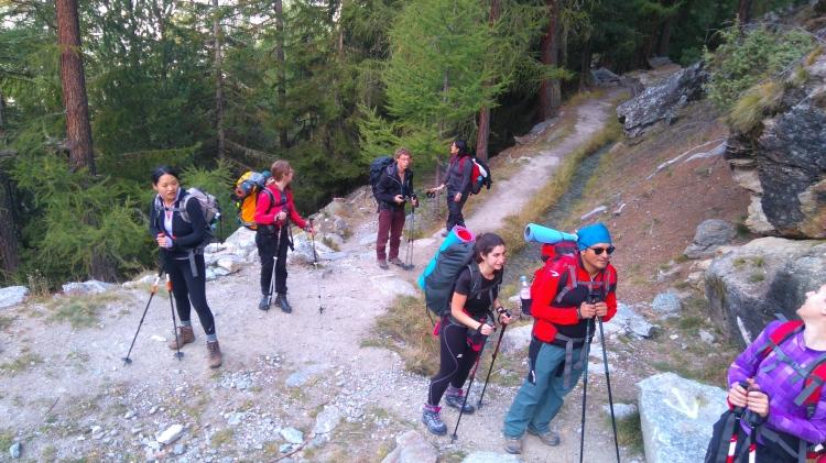 Europaweg Matterhorn