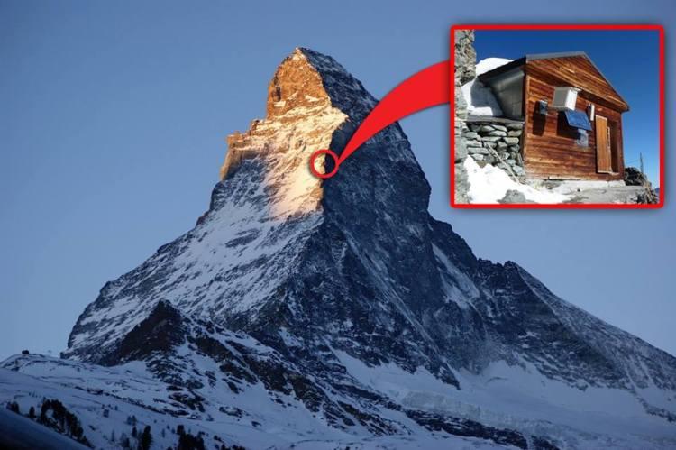 WeHike Solvay Hut Matterhorn